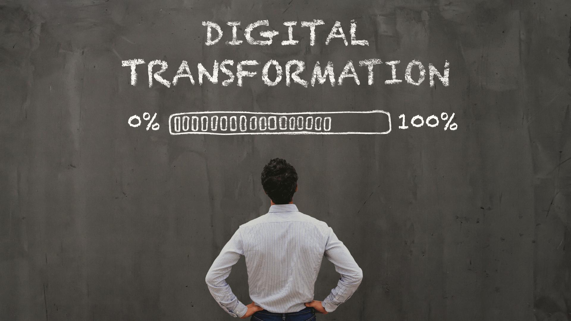 Trasformazione digitale: a che punto sei?